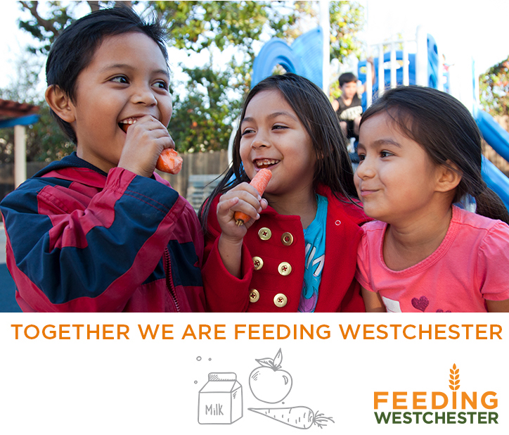 Can you help us feed Westchester?