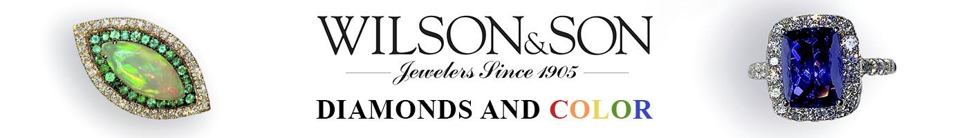 Wilson & Son Diamonds and Color